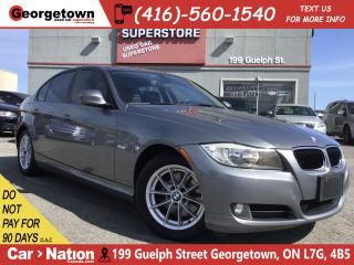 Used 2011 BMW 323i i | 6 SPEED | SUNROOF | WELL MAINTAINED | for sale in Georgetown, ON
