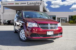 Used 2017 Dodge Grand Caravan CVP/SXT LOW MILEAGE, AFFORDABLE, GREAT FOR FAMILIES! for sale in Surrey, BC