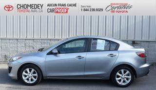 Used 2010 Mazda MAZDA3 GS SPORT, AUTOMATIQUE, TOIT OUVRANT for sale in Laval, QC