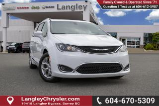 Used 2018 Chrysler Pacifica Touring-L Plus *DVD* *PANORAMIC SUNROOF* *BLIND SPOT MONITORING* for sale in Surrey, BC