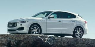 Used 2017 Maserati Levante S for sale in Barrie, ON