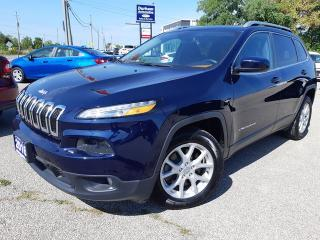 Used 2016 Jeep Cherokee North for sale in Beamsville, ON