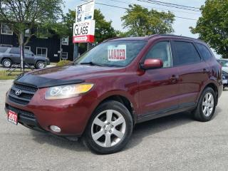Used 2007 Hyundai Santa Fe GL FWD 5Pass for sale in Cambridge, ON