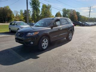 Used 2011 Hyundai Santa Fe LIMITED for sale in Madoc, ON