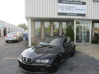 Used 2000 BMW Z3 Coupe M Pack for sale in Oakville, ON