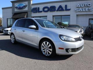 Used 2013 Volkswagen Golf 5-Dr Wolfsburg Edition 2.0 TDI DSG at w/ Tip for sale in Ottawa, ON