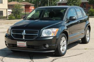 Used 2010 Dodge Caliber SXT LOW KMs | ONLY 100K | NO Accidents | CERTIFIED for sale in Waterloo, ON
