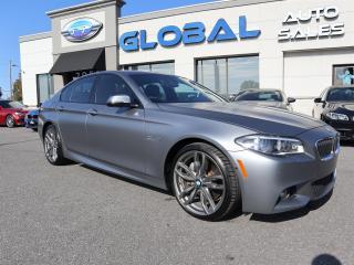 Used 2016 BMW 535 I xDrive M-SPORT NAV. 360 CAMERA. for sale in Ottawa, ON