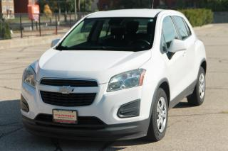 Used 2014 Chevrolet Trax LS NO Accident | CERTIFIED for sale in Waterloo, ON