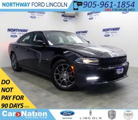 Used 2018 Dodge Charger GT | AWD | NAV | PWR HTD SEATS | SUNROOF | for sale in Brantford, ON