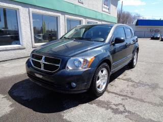 Used 2008 Dodge Caliber Hayon 4 portes SXT, Traction avant for sale in St-Jérôme, QC