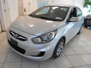 Used 2012 Hyundai Accent 4 L **AUTOMATIQUE,DEM.A DISTANCE** for sale in Montréal, QC