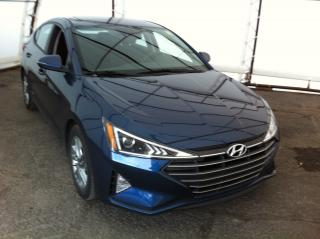 Used 2019 Hyundai Elantra Preferred POWER SUNROOF, BLIND SPORT DETECTION, KEEP LANE ASSIST,  HEATED SEATS, REVERSE CAMERA for sale in Ottawa, ON