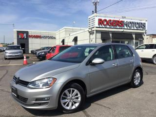 Used 2015 Volkswagen Golf TDI - 6SPD - HTD SEATS - BLUETOOTH for sale in Oakville, ON
