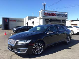 Used 2017 Lincoln MKZ - 2.99% Financing | 6 Months Deferral - 2.0T AWD - NAVI - SUNROOF - REVERSE CAM for sale in Oakville, ON