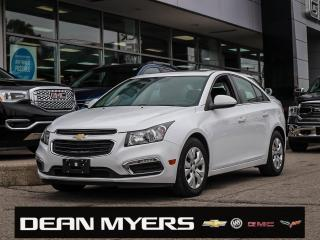 Used 2015 Chevrolet Cruze LT for sale in North York, ON