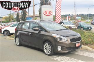 Used 2016 Kia Rondo EX w/3rd Row Seating for sale in Courtenay, BC