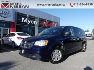 Used 2013 Dodge Grand Caravan SE  - $118 B/W for sale in Orleans, ON