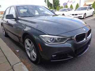 Used 2015 BMW 328 BLIND SPOT COLLISION WARNING LANE ASSIST for sale in Dorval, QC