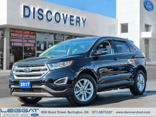 Used 2017 Ford Edge SEL for sale in Burlington, ON