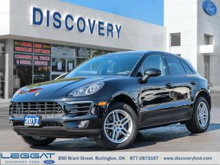 Used 2017 Porsche Macan Base for sale in Burlington, ON