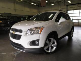 Used 2014 Chevrolet Trax LTZ / AWD / TOIT / SYSTEME DE SON BOSE for sale in Blainville, QC