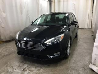 Used 2015 Ford Focus Titanium *B.tooth/Back.Cam/Lthr for sale in Winnipeg, MB