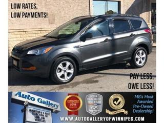 Used 2015 Ford Escape S *Bluetooth/Backup Cam for sale in Winnipeg, MB