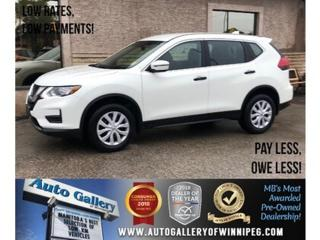 Used 2017 Nissan Rogue S *AWD/B.tooth/Back.Cam/Htd Seats for sale in Winnipeg, MB