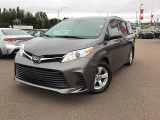Used 2019 Toyota Sienna LE for sale in Moncton, NB