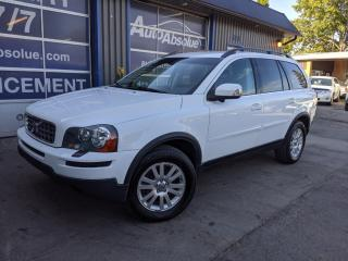 Used 2009 Volvo XC90 I6 + condition show room for sale in Boisbriand, QC