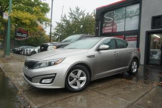 Used 2014 Kia Optima Berline 4 portes, boîte automatique LX for sale in Laval, QC