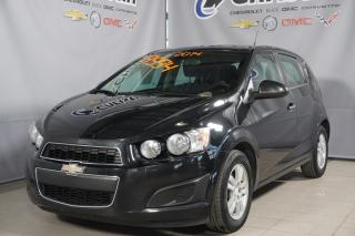 Used 2014 Chevrolet Sonic LT 5 PORTES AUTO AIR CLIMATISÉ for sale in Montréal, QC