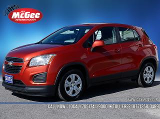 Used 2015 Chevrolet Trax LS for sale in Peterborough, ON
