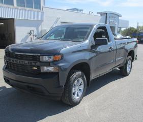 Used 2020 Chevrolet Silverado 1500 camion de travail for sale in Peterborough, ON