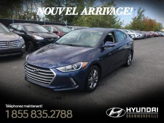Used 2017 Hyundai Elantra GL + GARANTIE 2025+ MAGS + ANGLES MORTS for sale in Drummondville, QC