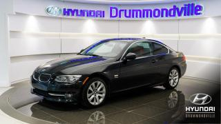 Used 2012 BMW 328i X-DRIVE + GARANTIE + TOIT + MAGS + CUIR for sale in Drummondville, QC