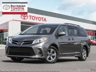 Used 2020 Toyota Sienna LE 8-Passenger  - Heated Seats - $305 B/W for sale in Ottawa, ON