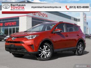 Used 2016 Toyota RAV4 LE  - Bluetooth - $149 B/W for sale in Ottawa, ON