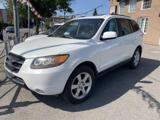 Used 2007 Hyundai Santa Fe XL TOIT MAGS CUIR FULL EQUIP for sale in Pointe-Aux-Trembles, QC