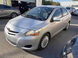 Used 2008 Toyota Yaris A/C Groupe elctrique 4 portes for sale in Pointe-Aux-Trembles, QC