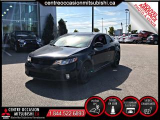 Used 2011 Kia Forte Coupé SX LUXURY CUIR GPS TOIT for sale in St-Jérôme, QC