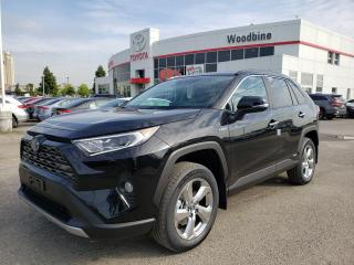 Used 2019 Toyota RAV4 Hybrid Limited for sale in Etobicoke, ON