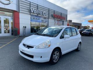 Used 2008 Honda Fit DX for sale in Val-D'or, QC
