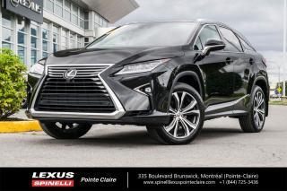 Used 2016 Lexus RX 350 **EXECUTIVE** **CAMERA 360**NAVIGATION**ANGLE MORT*PREVENTION CHANGEMENT DE VOIE ET COLLISION FRONTALE*TOIT PANO* for sale in Montréal, QC