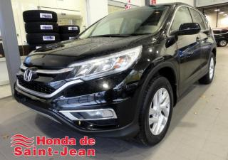 Used 2016 Honda CR-V AWD EX Toit Camera Sieges Chauffants for sale in St-Jean-Sur-Richelieu, QC