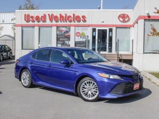Used 2018 Toyota Camry XLE for sale in North York, ON
