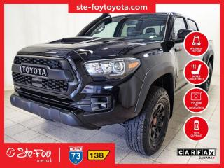 Used 2019 Toyota Tacoma 4X4 TRD PRO DBLCAB for sale in Québec, QC
