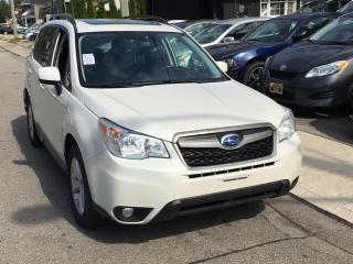 Used 2014 Subaru Forester 5dr Wgn Auto 2.5i Limited for sale in Scarborough, ON