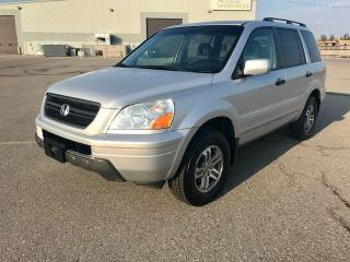 Used 2005 Honda Pilot EX-L for sale in Mississauga, ON